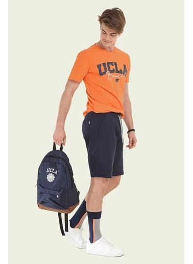 UCLA Şort Lacivert
